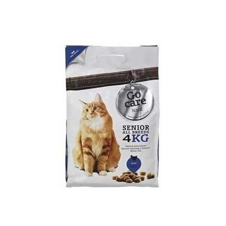 Go Care Royal Cat Senior 4 Kg.