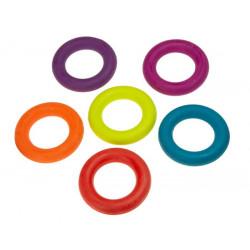 Legetøj ring gummi