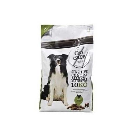 Go Care Royal Dog Sensitive/Contra Allergy All Breeds 10 Kg.