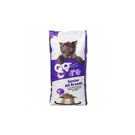 Go Care Dog Senior All Breeds 15 Kg.